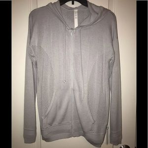 LuLulemon Wake-up & go sweatshirt.  NWT